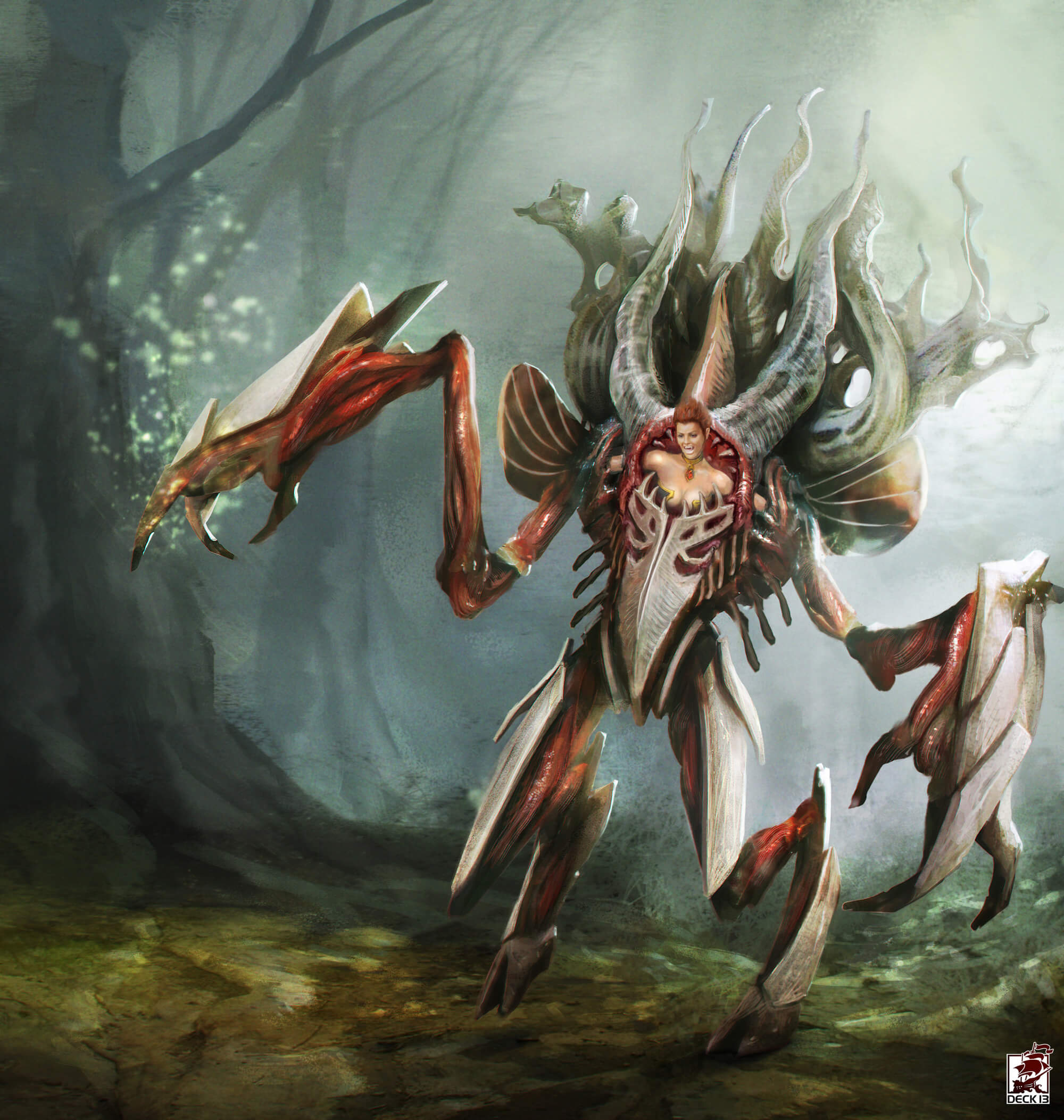 blood-knights-creature-concept-art-felix-haas-bloodfox_exoskelet_006b