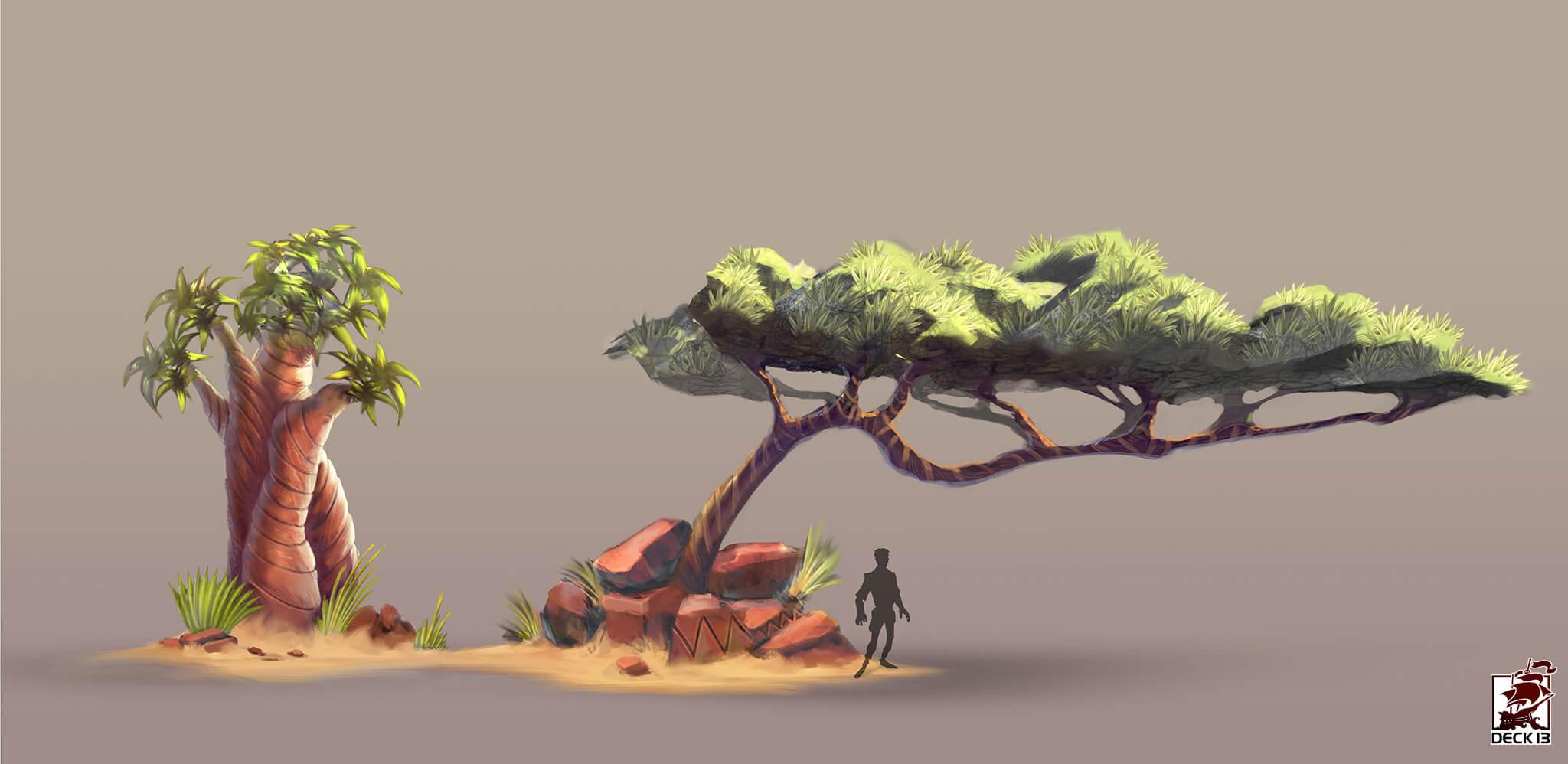 jack-keane-2-deck13-concept-art-felix-botho-haas-savannah_trees_001