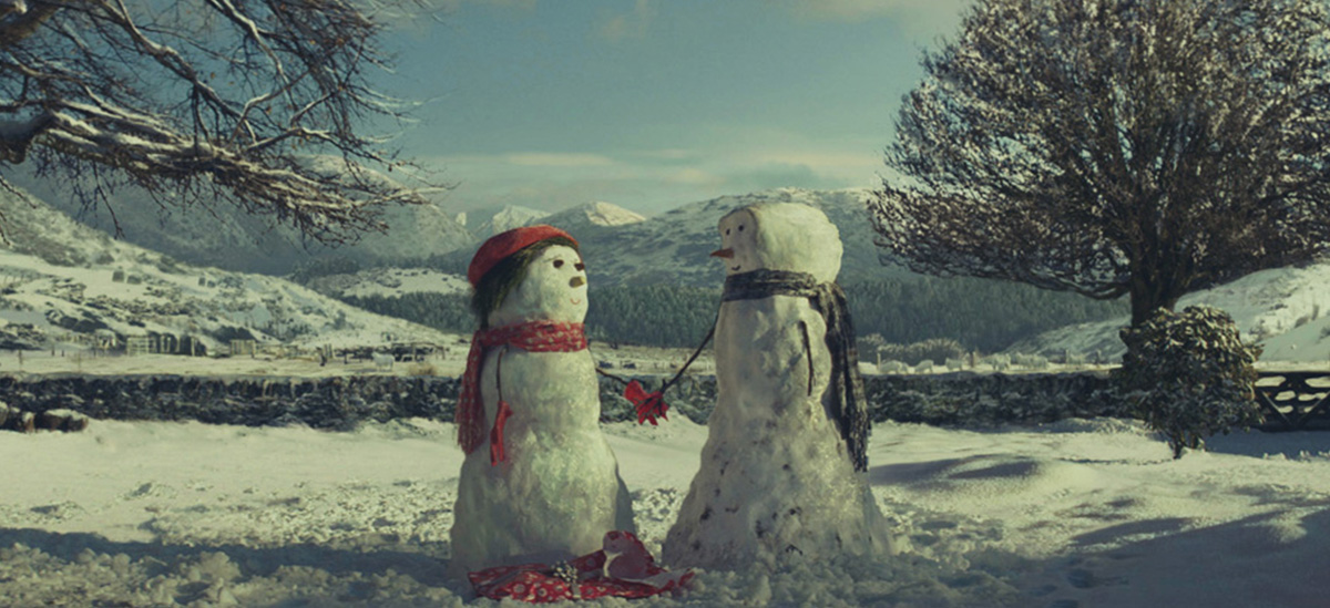 John Lewis - 2012 Christmas Advert