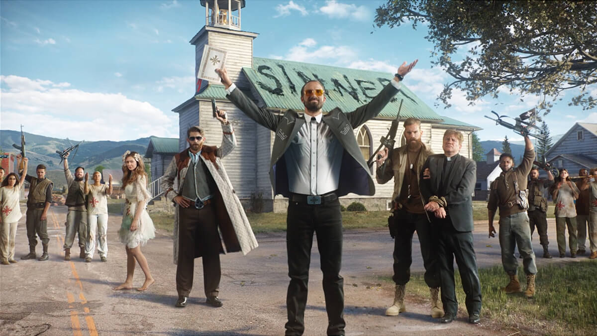 Far Cry 5 Commercial