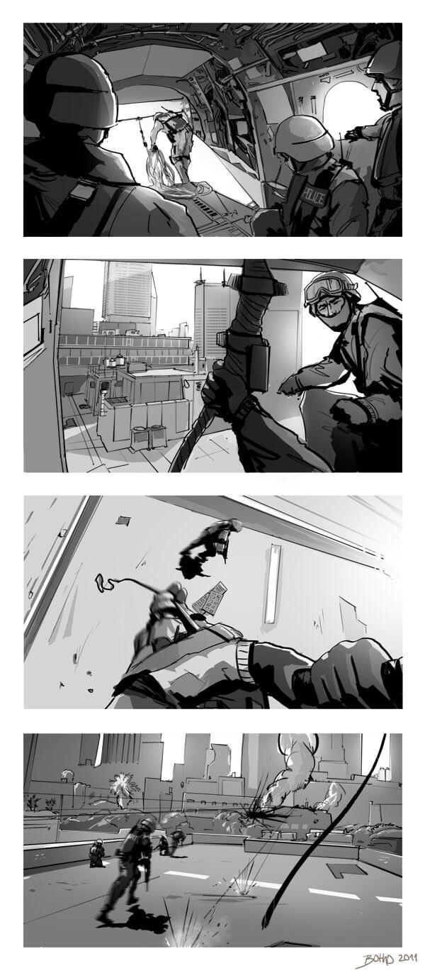 felix-haas-police_warfare_storyboard